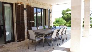 Ausstattung Ferienvilla Mallorca