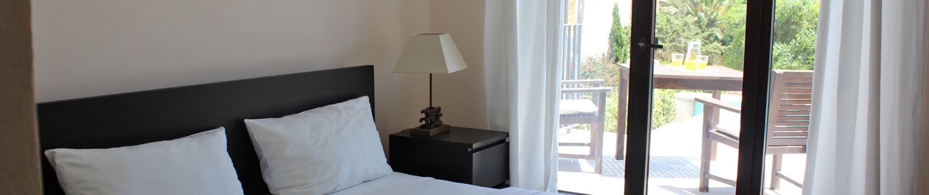 Ausstattung Ferienfinca Mallorca